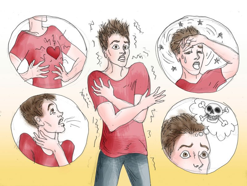 Что такое паническая атака и как ее лечить