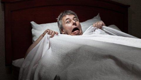 Ночные «кошмары» или как избавиться от приступов паники ночью