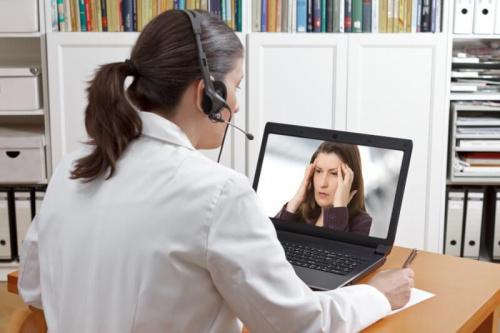 Актуальность телемедицины в психиатрии в связи с пандемией COVID-19